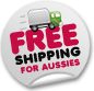 Free Shipping in Aus!